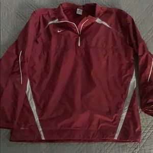 Nike Men's Storm -Fit Windbreaker Sz M
